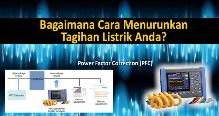 bagaimana cara menurunkan tagihan listrik