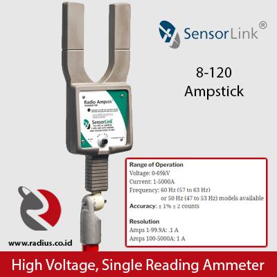 sensorlink ampstick 8-120 ammeter