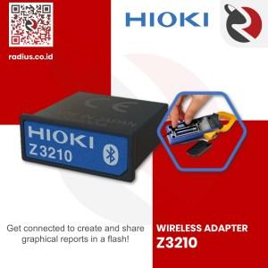 Hioki Z3210 wireless adapter