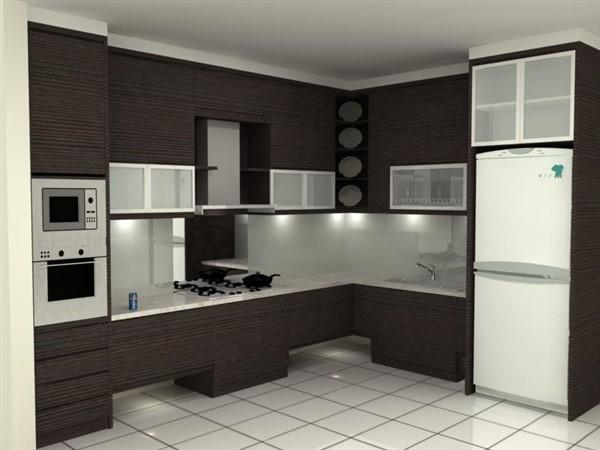 Jasa pembuatan kitchen set terbaik jakarta bekasi for Harga pembuatan kitchen set per meter