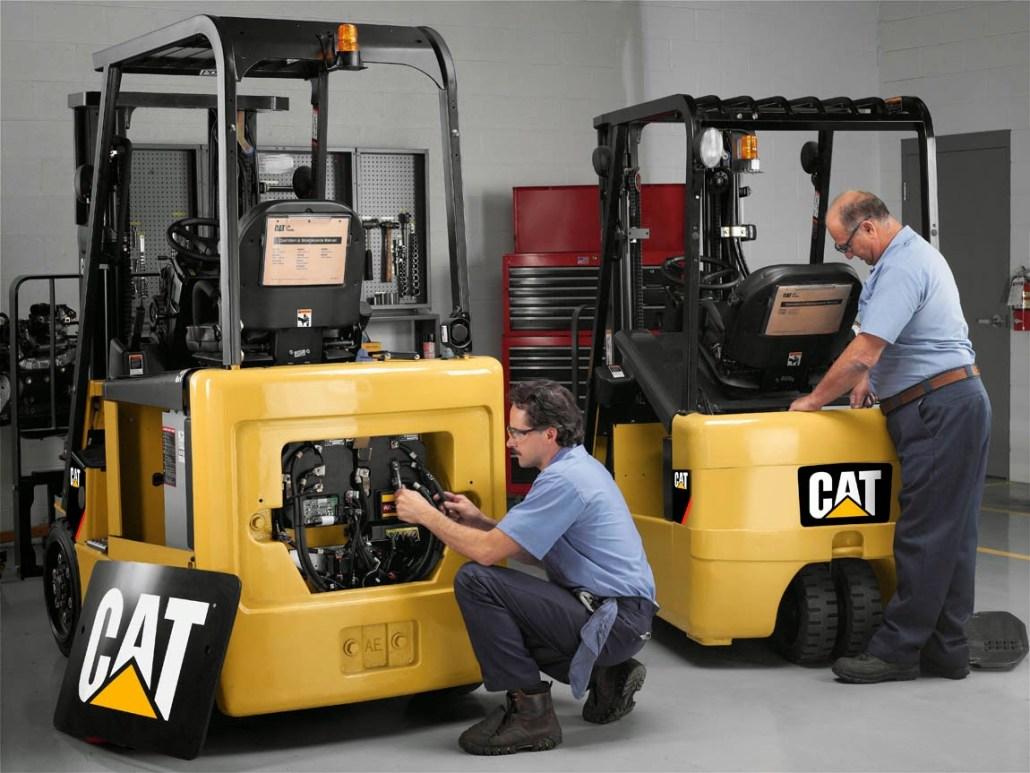 Forklift care and maintenance - how to keep your forklift fleet moving - Radnes Services