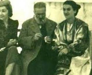 Brancusi si Maria Tanase