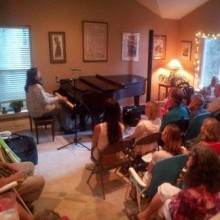 Radoslav Lorkovic Performing at House Concert