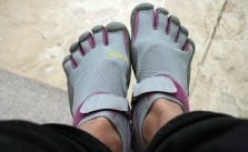 Review: Vibram Five Fingers (KSO model)