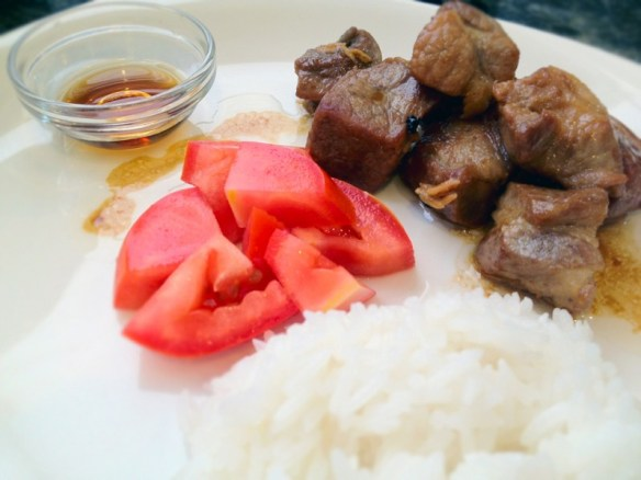 Dad's Adobo