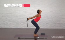 Cool Yoga sequence for runners