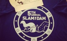 Slam the Dam! 2.4mi #ows