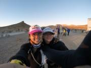 Rebecca and I