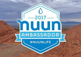 Over the moon after reading that I've been renewed as #nuunbassador! This 2nd year will be the best year as I go beyond my comfort zone to tackle my first 50mi run and then attempt to PR my 70.3 #triathlon a month & a half after that. One step at a time whilst staying hydrated. ^_^ #nuunlife #optoutside #taur #ultratraining #IM703CdA #cleansportco [instagram]