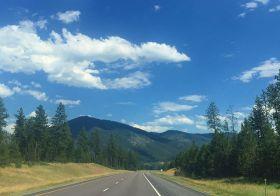 Idaho, Montana, & Utah were magnificent! One of the most fun destination Tris, for sure! #im703cda #roadtrip [instagram]