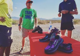 Fun times at SW Ridge with @altrarunning shoe trials. I wanted to love you TIMP, but I'm sticking with my Superiors. [instagram]