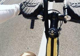 Endure & enjoy. Finally got some miles in for @iracelikeagirl @ashworthawards 250mi August Ride Challenge! #trisports @trisportscom @pearlizumiofficial [instagram]