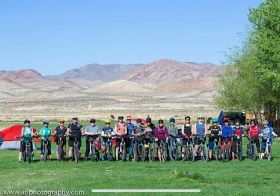 Surround yourself with strong women & supportive men! #tbt to the inaugural @thisdirtlife Women's MTB retreat. So many fond memories, skills learned, & friendships made! : @atigrinspunphotography [instagram]