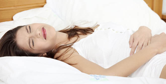 Лечение кисты яичника