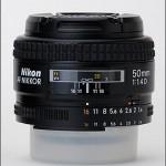 Nikon AF-D 50/1.4