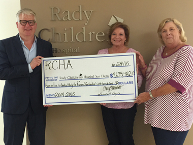 Cheryl Steinholt - Rady Children's Hospital Foundation