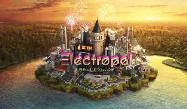 Burn Electropol Festival 2017
