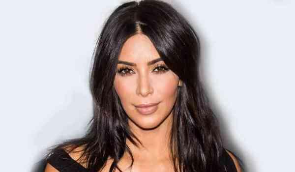 Kim Kardashian'dan çılgın paylaşım.