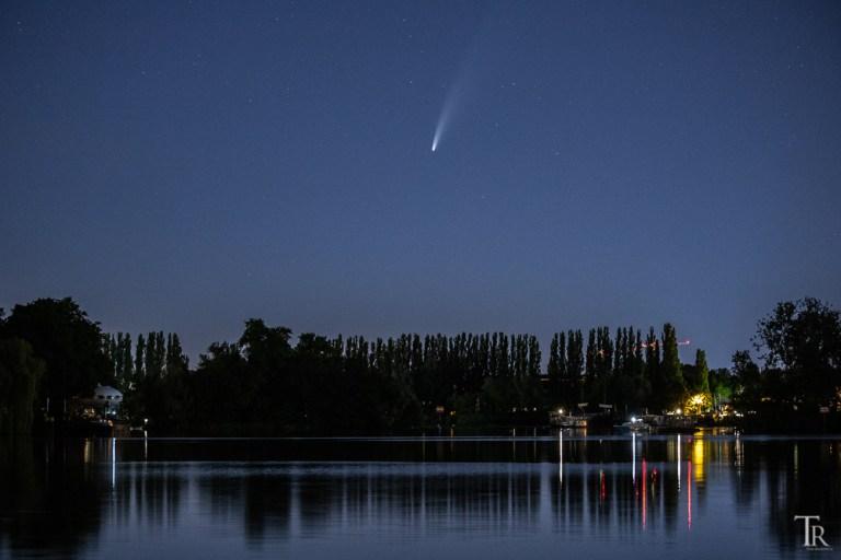 Auf Kometenjagd – Teil 2: In Berlin