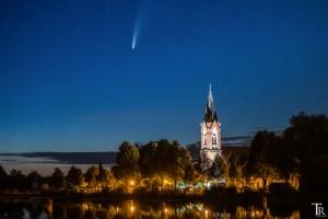 Auf Kometenjagd – Teil 3: Vor der eigenen Haustür