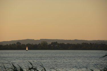 Abendstimmung am Greifensee