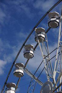 Riesenrad am Stadtfest