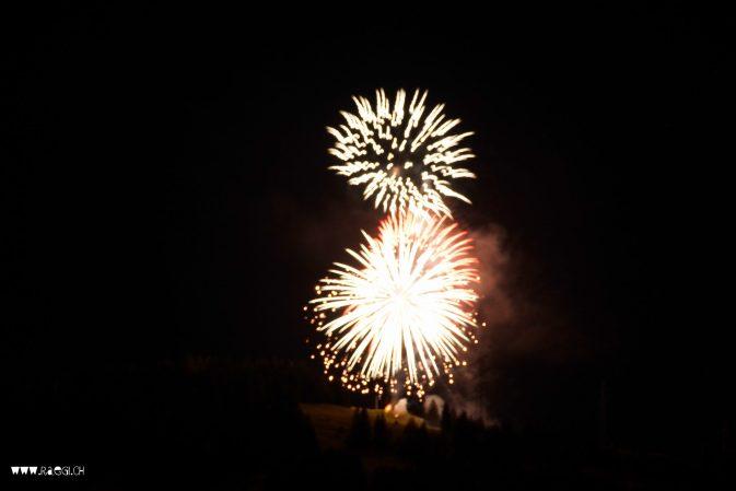 Feuerwerk Äugsten