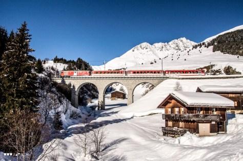 Val Giuv Viadukt