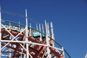 Roller Coaster San Diego