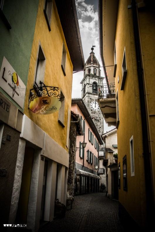 Ascona chiesa