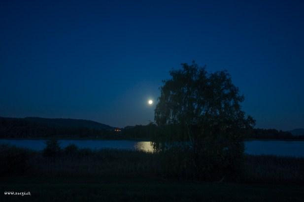 Katzensee by Night