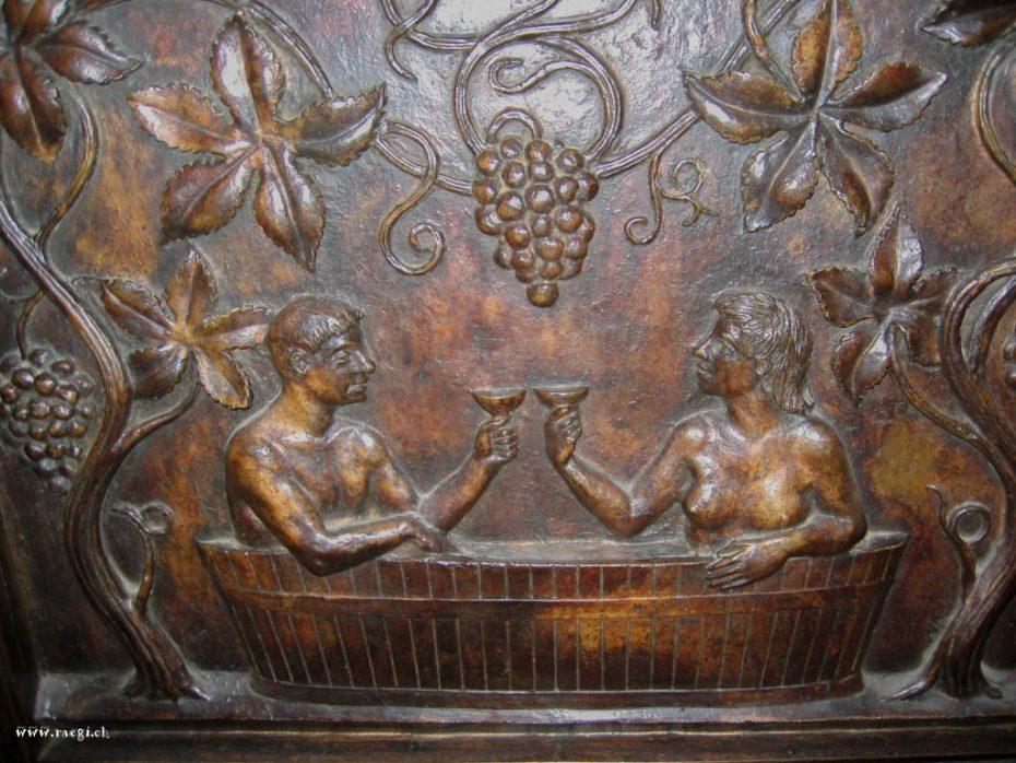 Bronzetüre Baden