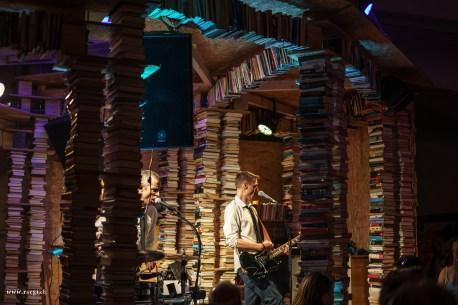 Bücherwurm versus Ohrwurm
