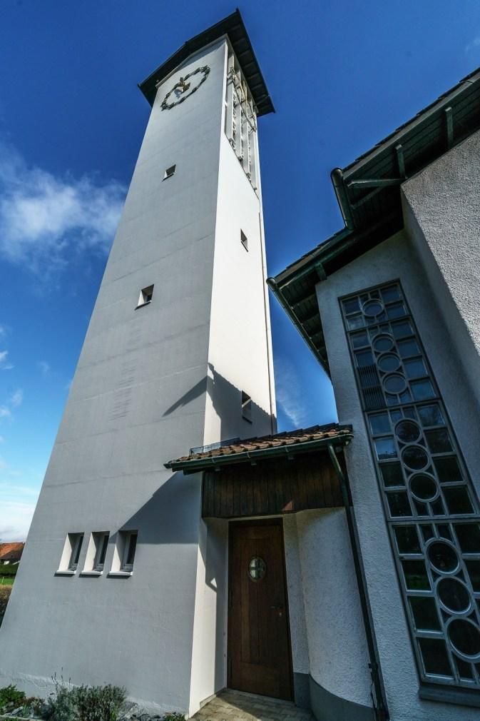 Kirchturm Killwangen