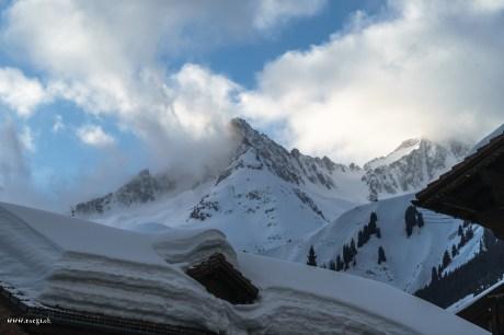 S hät Schnee juheee