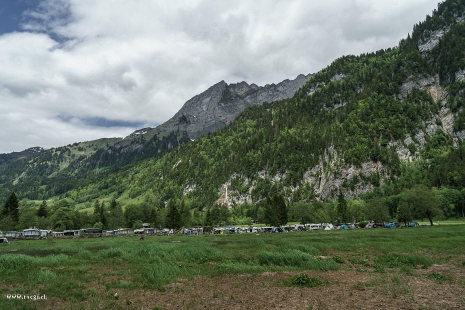 Campingplatz Klöntal