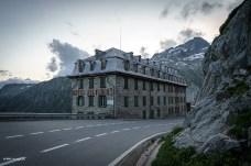 Hotel Belvédère beim Rhonegletscher