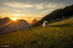 Camping auf der Alp
