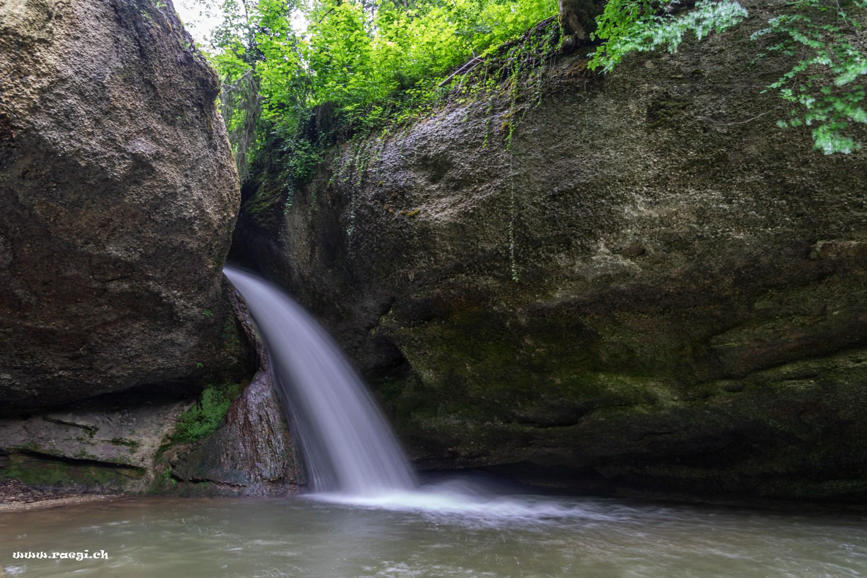 Tobelbach Wasserfall
