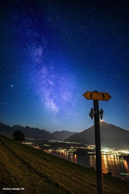 Nachtwandern