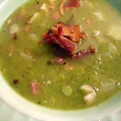 Split Pea Soup…finally happy