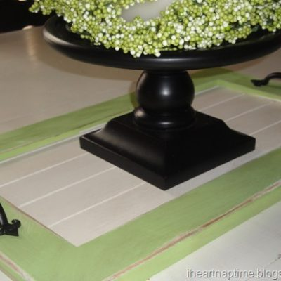 Guest Post: Cupboard Candle Centerpiece Tutorial