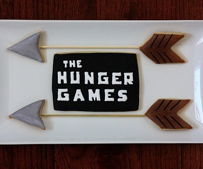 Guest Post: The Hunger Games Cookies Tutorial with Not Your Momma's Cookie