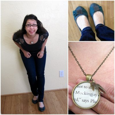 Link Party: What We Wore and Made Wednesdays #19 and Cents of Style Giveaway