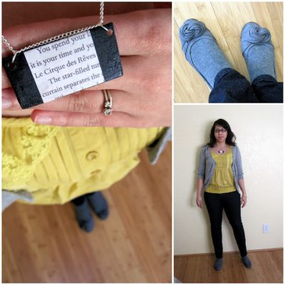 Link Party: What We Wore and Made Wednesdays #17