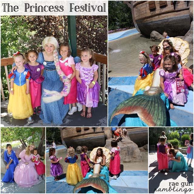 princess festival - Rae Gun Ramblings