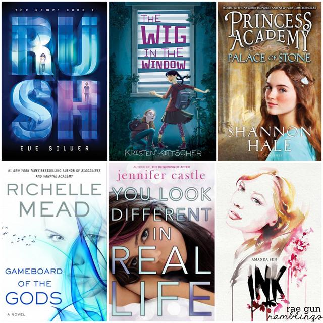 Book Recommendations - Rae Gun Ramblings
