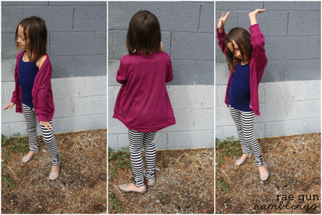 Super cute and simple sewing patterns for children - Rae Gun Ramblings