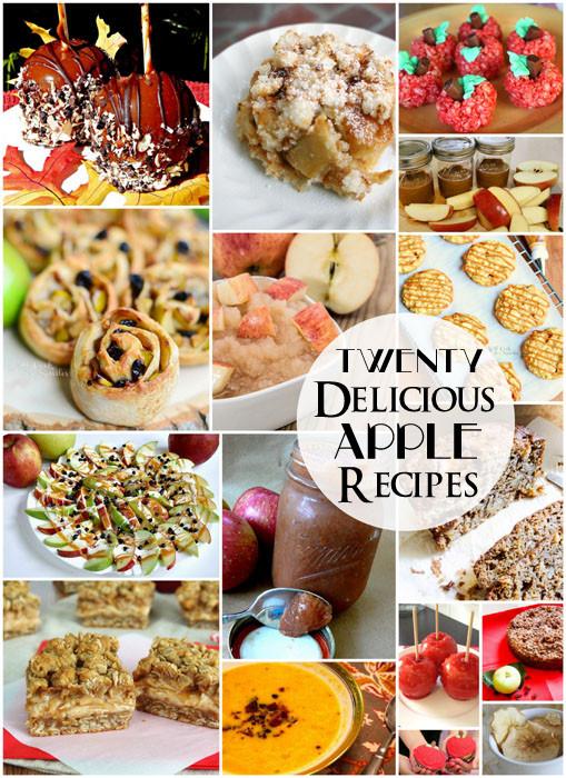 20 delicious apple recipes - Rae Gun Ramblings #apples #recipes #fall