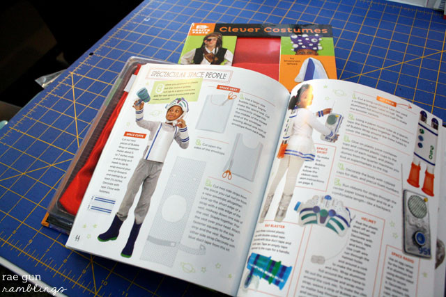 Clever Costumes Book and Costume Kit